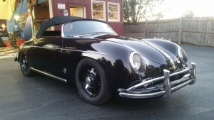Custom Porsche Speedster